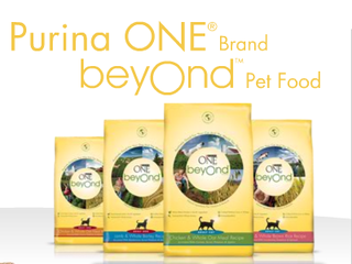 50 off Purina One Beyond Cat Food Coupon