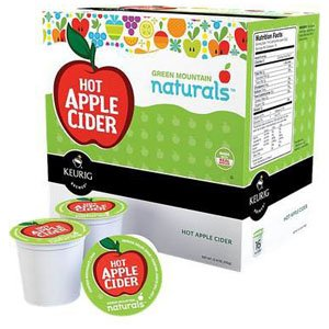 Green Mountain Hot Apple Cider $1.75 off (1) K Cup Pack Coupon