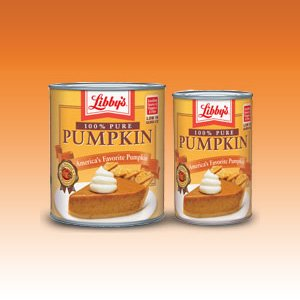 Libby's canned pumpkin printable coupon