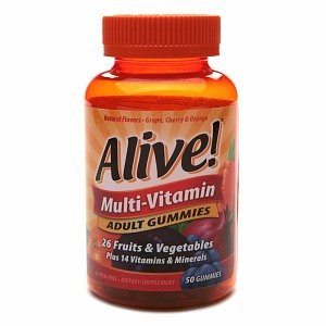 alive multi-vitamin