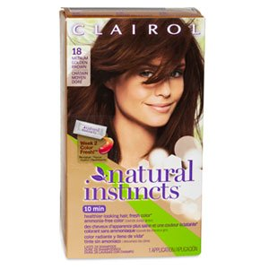 How To Use Clairol Natural Instincts Hair Dye