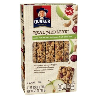 real medley bars coupon
