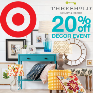 Target Off Any 30 Home Items Purchase Printable Coupon