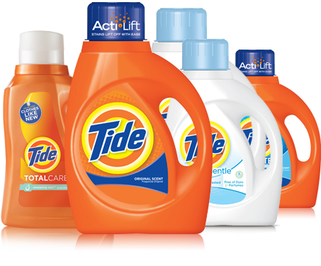 Printable tide he detergent coupons