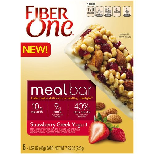 (3) New Fiber One Bars / Cereal Coupons