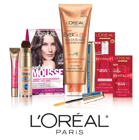 loreal paris coupons