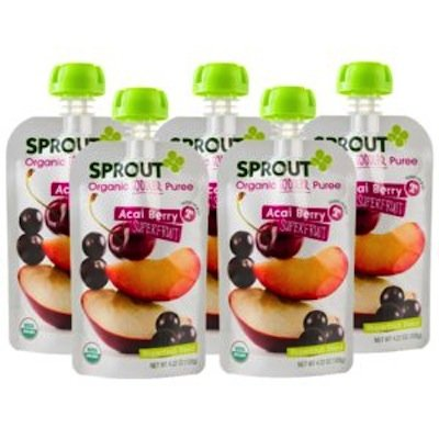 Baby Food Sprout Coupons Printable