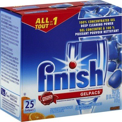 Buy Finish All in 1 Gelpacs Orange, 84ct, Dishwasher Detergent Tablets on seusinteresses.tk FREE SHIPPING on qualified orders.