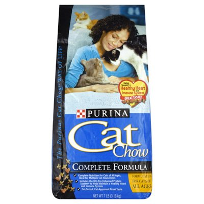 Coupon for purina cat chow complete