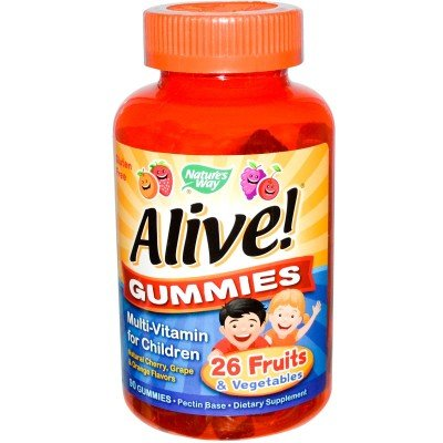 Coupons alive vitamins