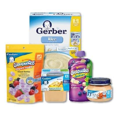 Free coupons for baby products