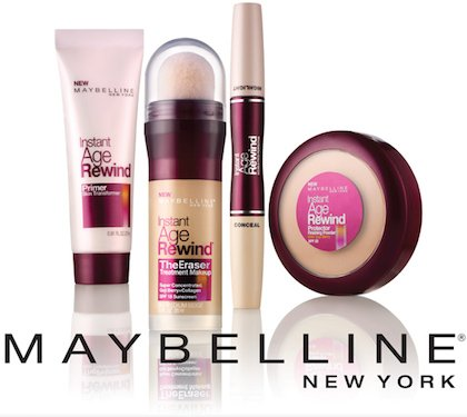 (4) New Maybelline Makeup Printable Coupons - $4 in Savings