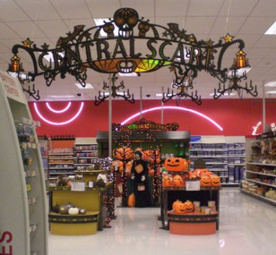 Target 20 Off Halloween Decor Lighting Cartwheel Coupon