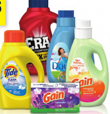 Tide Gain Downy Laundry Items 2 00 Off Any 2 Coupon