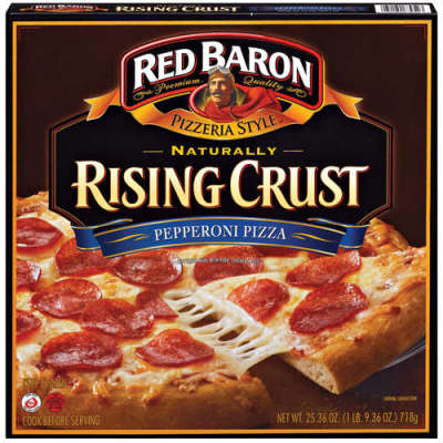 Red Baron Pizza 1 00 Off 2 Printable Coupon New