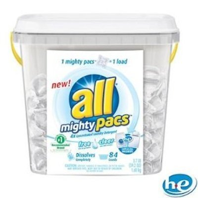 All detergent coupon printable $2