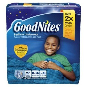 coupons for goodnites diapers