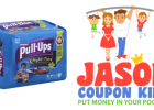 Pull Ups Training Printable Coupons